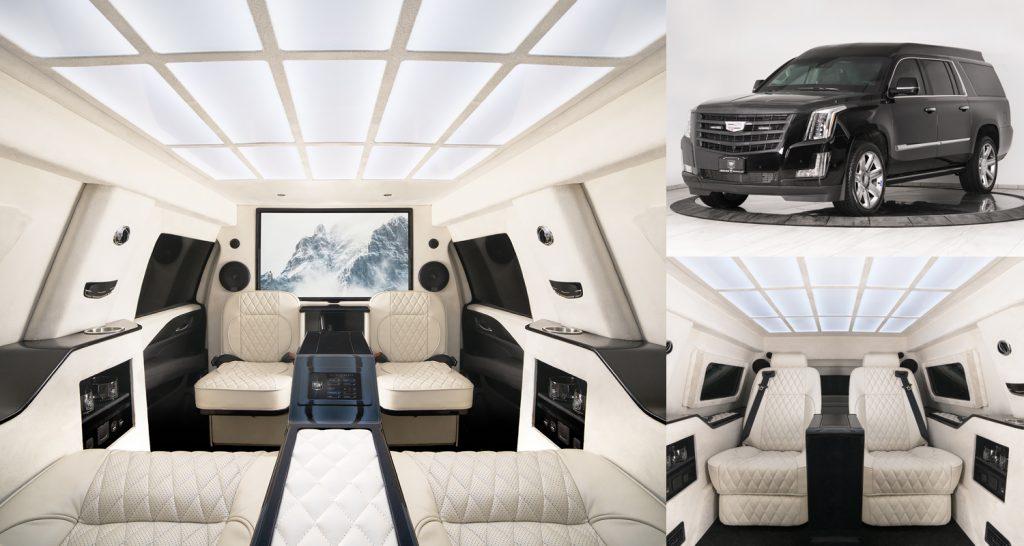 Cadillac Escalade Chairman