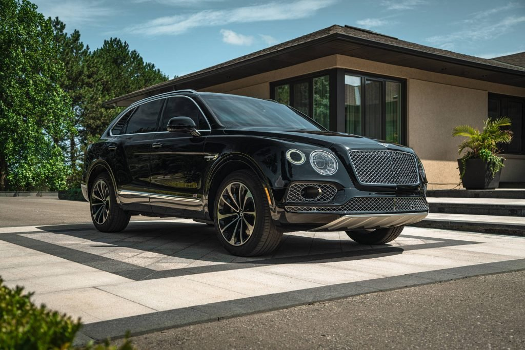 INKAS® Armored Bentley Bentayga