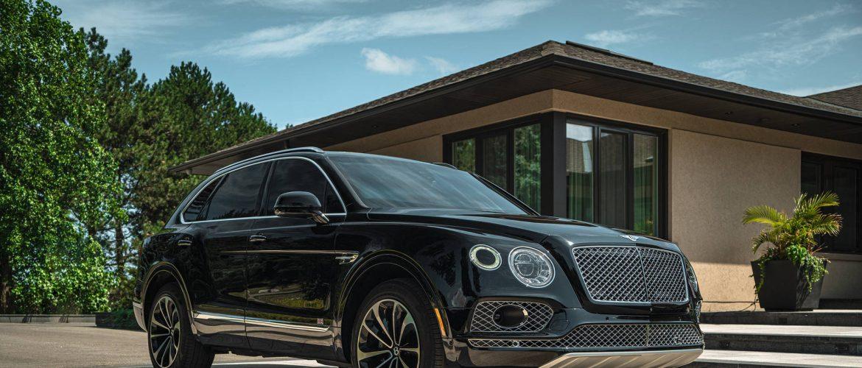 INKAS® Armored Bentley Bentayga