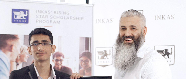 "INKAS Awards ""Rising Star"" Scholarship"