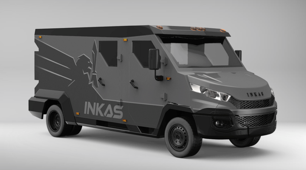 INKAS CIT Iveco Daily 6