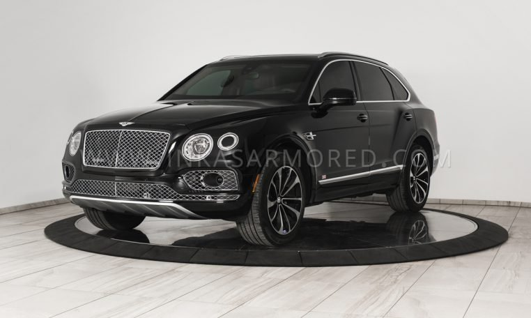 Bentley Bentayga For Sale >> Armored Bentley Bentayga For Sale Inkas Bentley