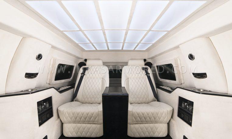 INKAS Cadillac ESC Chairman