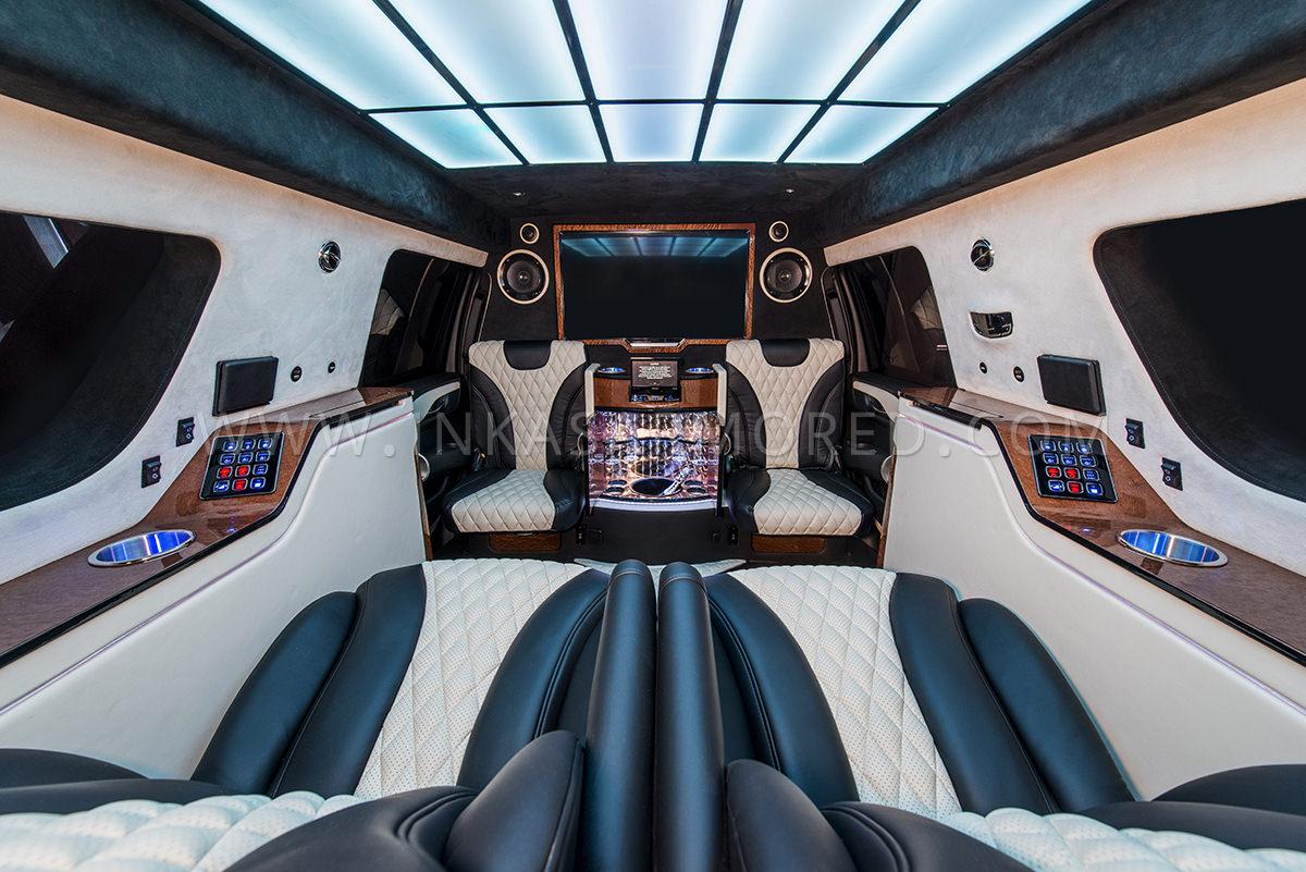Armored Cadillac Escalade For Sale Inkas Armored