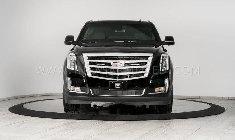 INKAS Cadillac Escalade