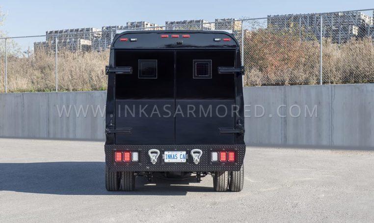 INKAS Ford Transit SWAT
