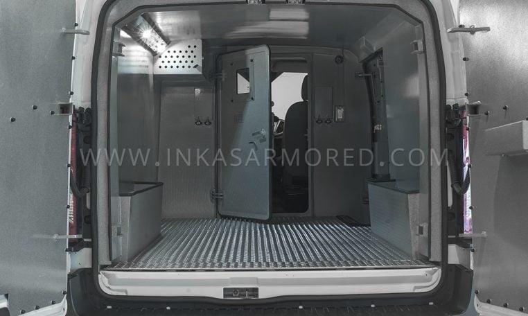 INKAS Ford Transit