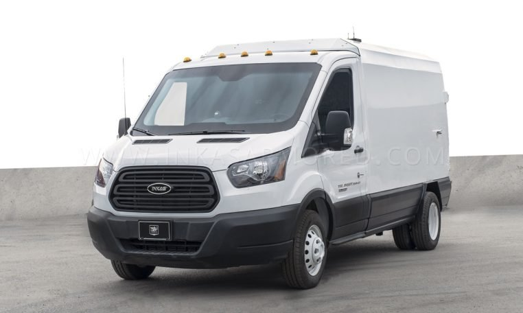 INKAS Ford Transit HD