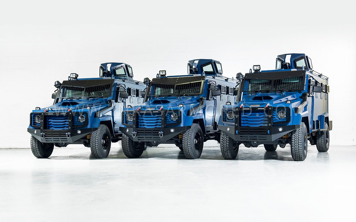 Inkas 174 Introduces A New Hudson Apc Inkas Armored