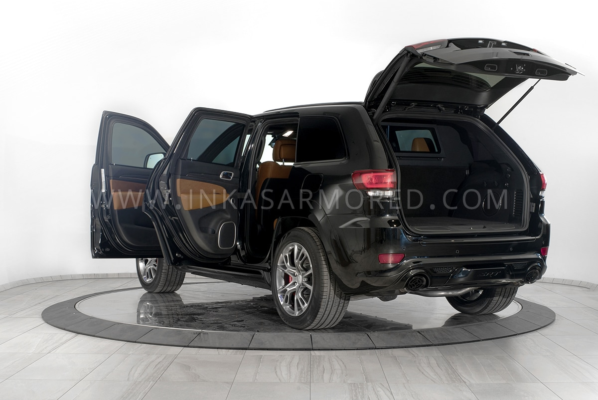 Armored Jeep Grand Cherokee Srt For Sale Inkas Armored Vehicles