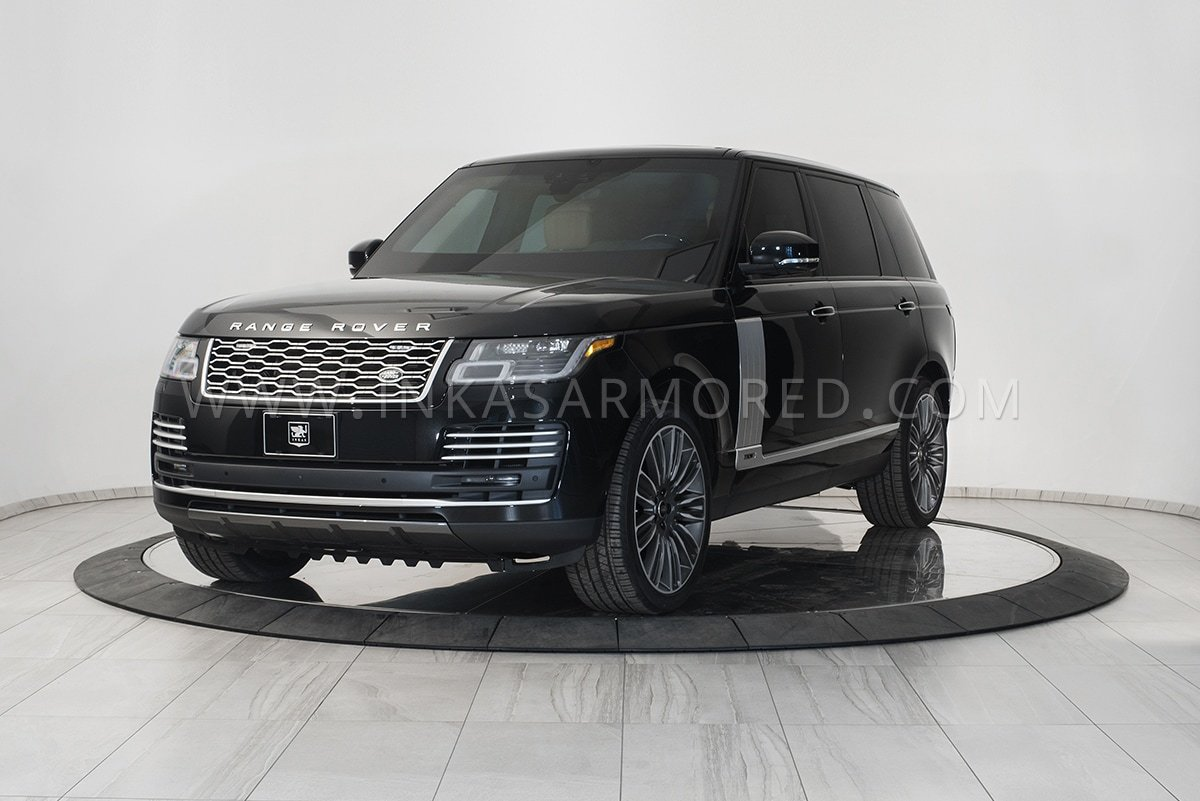 Land Rover Range Rover For Sale Inkas Armored Vehicles