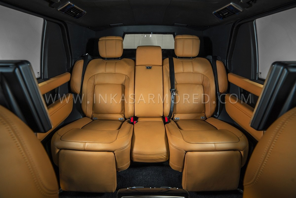 Land Rover Range Rover For Sale - INKAS Armored Vehicles