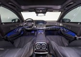 INKAS Armored Maybach Front Seats