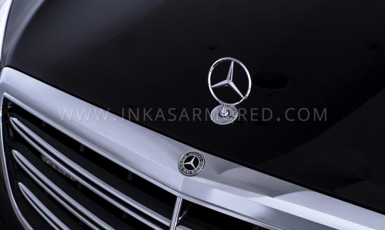 INKAS MercedesBenz S