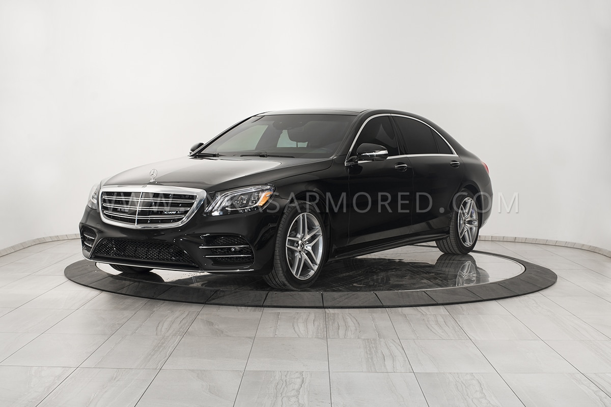 Mercedes Benz S Class S560 S63 S65 Amg For Sale Inkas Armored