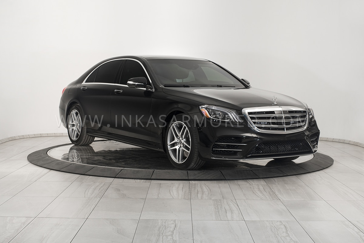 Mercedes-Benz S-Class S560 S63 S65 AMG For Sale - INKAS