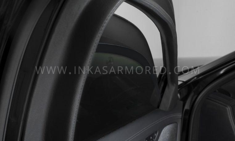 INKAS Mercedes Benz S