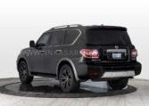 INKAS Armored SUV Nissan Armada Rear