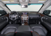 INKAS Nissan Armada Front Cabin