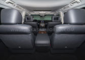 Nissan Armada Armored Interior