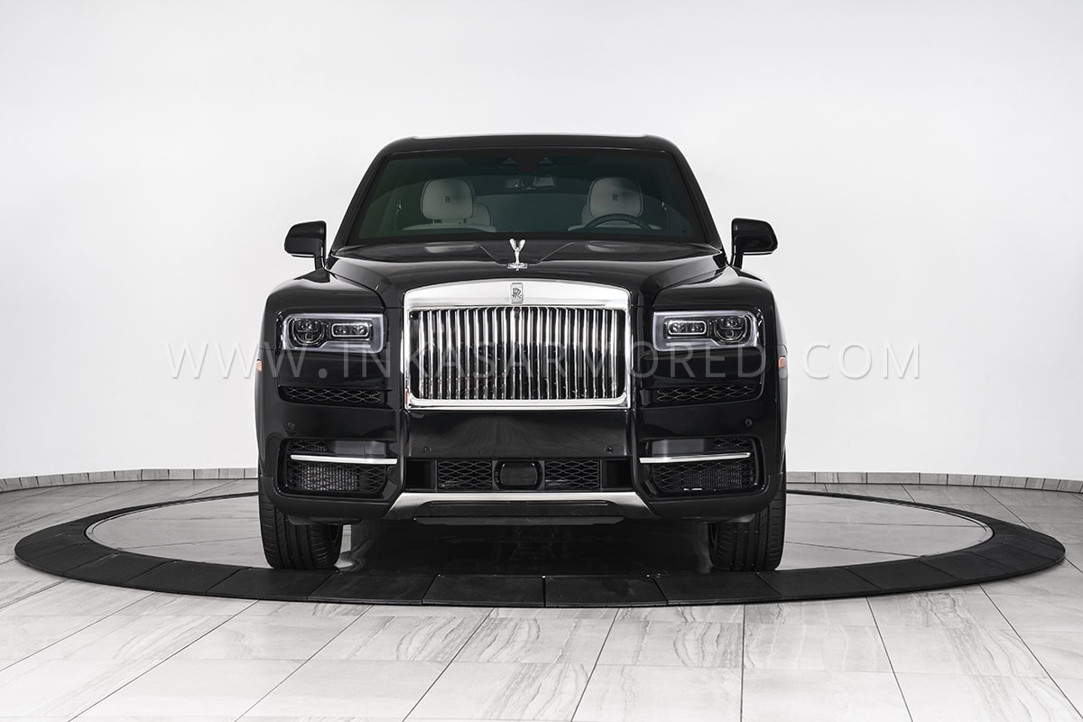 Armored Rolls Royce Cullinan For Sale Inkas Armored Vehicles Bulletproof Cars Special Purpose Vehicles