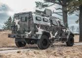 INKAS Sentry APC Camo