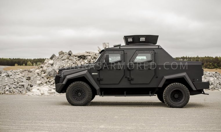 INKAS Sentry MPV