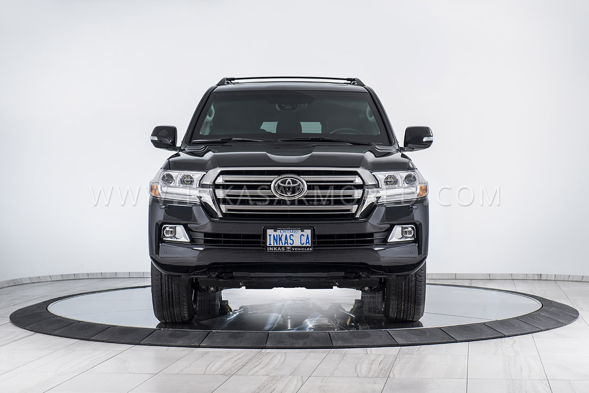Armored Toyota Land Cruiser For Sale Inkas Vehicles Engine Vxr Suv