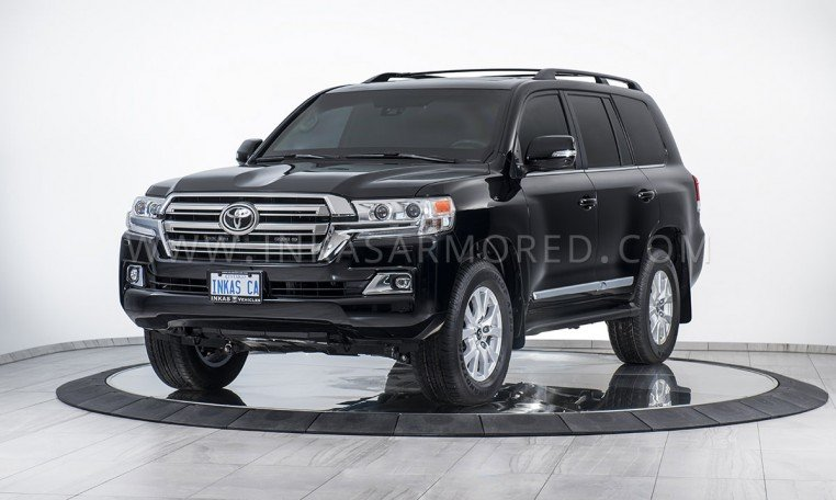 INKAS Land Cruiser VXR