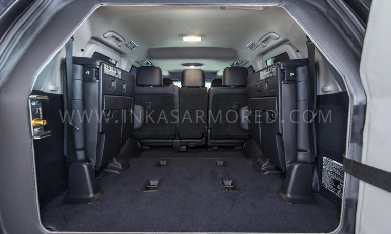 Armored Land Cruiser VXR Cargo