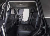 Bulletproof Land Cruiser Leg Room