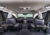 INKAS Armored Toyota Land Cruiser Cabin
