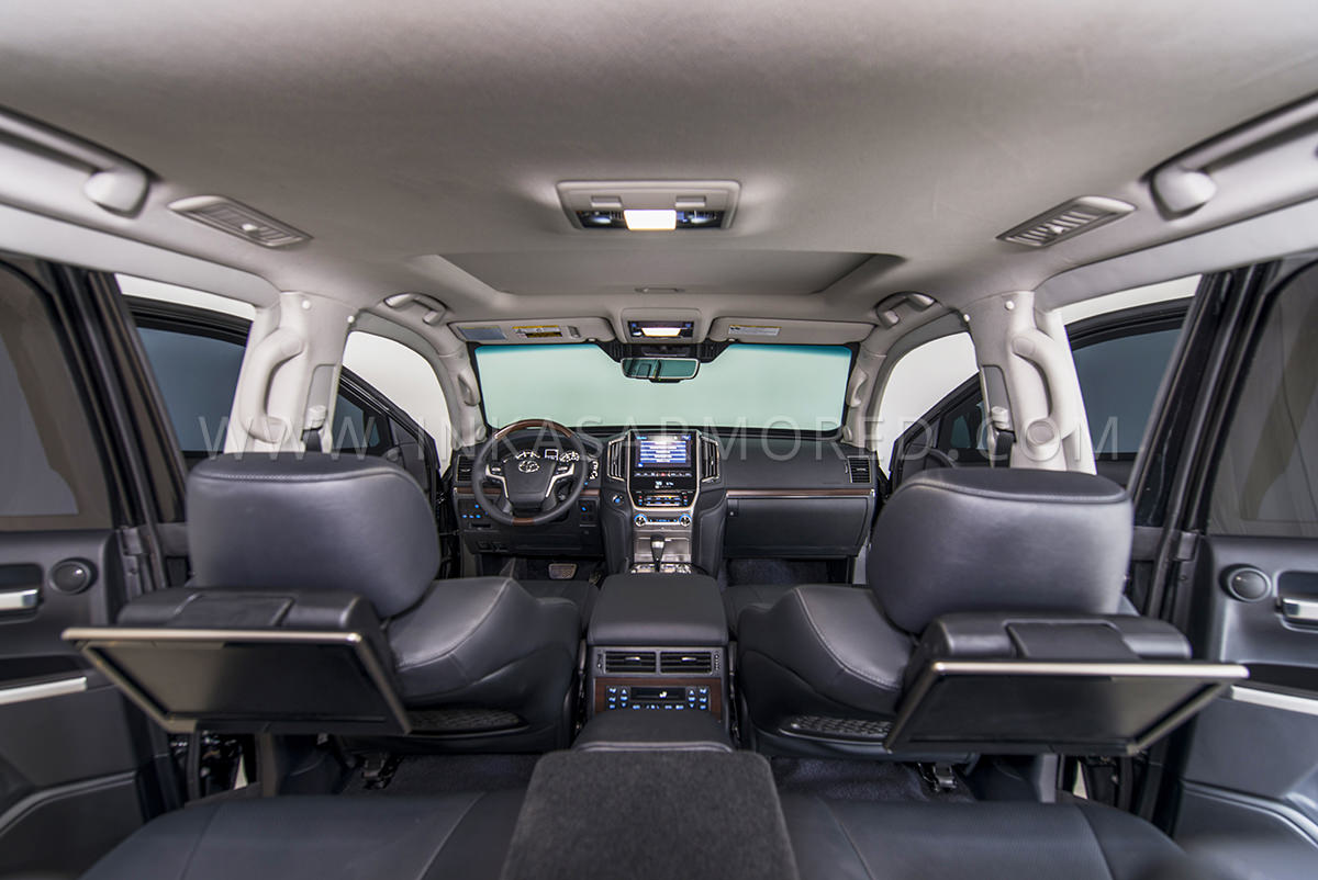 Armored Toyota Land Cruiser Tlc 200 For Sale Inkas Armored Vehicles Bulletproof Cars Special Purpose Vehicles