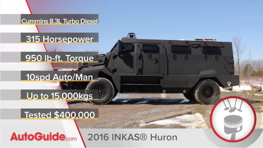 Inkas Huron Autoguide