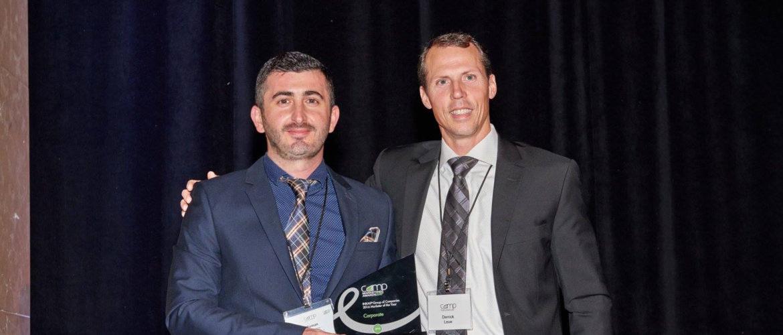 Inkas won Camp Award