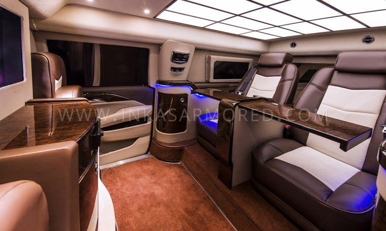 cadillac escalade armored limousine for sale inkas armored vehicles bulletproof cars special. Black Bedroom Furniture Sets. Home Design Ideas