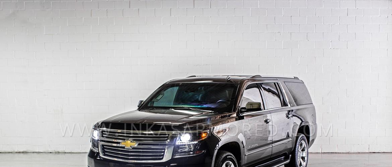 Armored Chevrolet Suburban