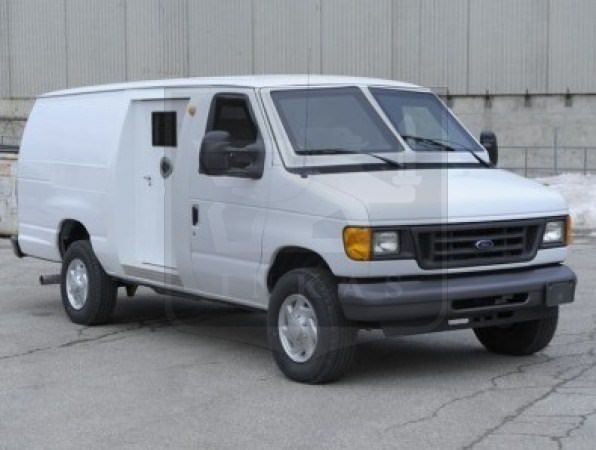 Ford E350 Cash In Transit Vehicle For Sale Inkas Armored Vehicles