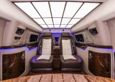 Armored Escalade Limousine by INKAS