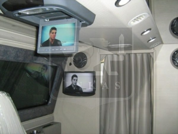 Superior ... Armored Ford E350 VIP Van Interior ... Amazing Ideas