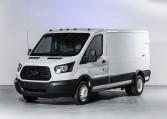 Armored Ford Transit Cash-In-Transit Vehicle INKAS