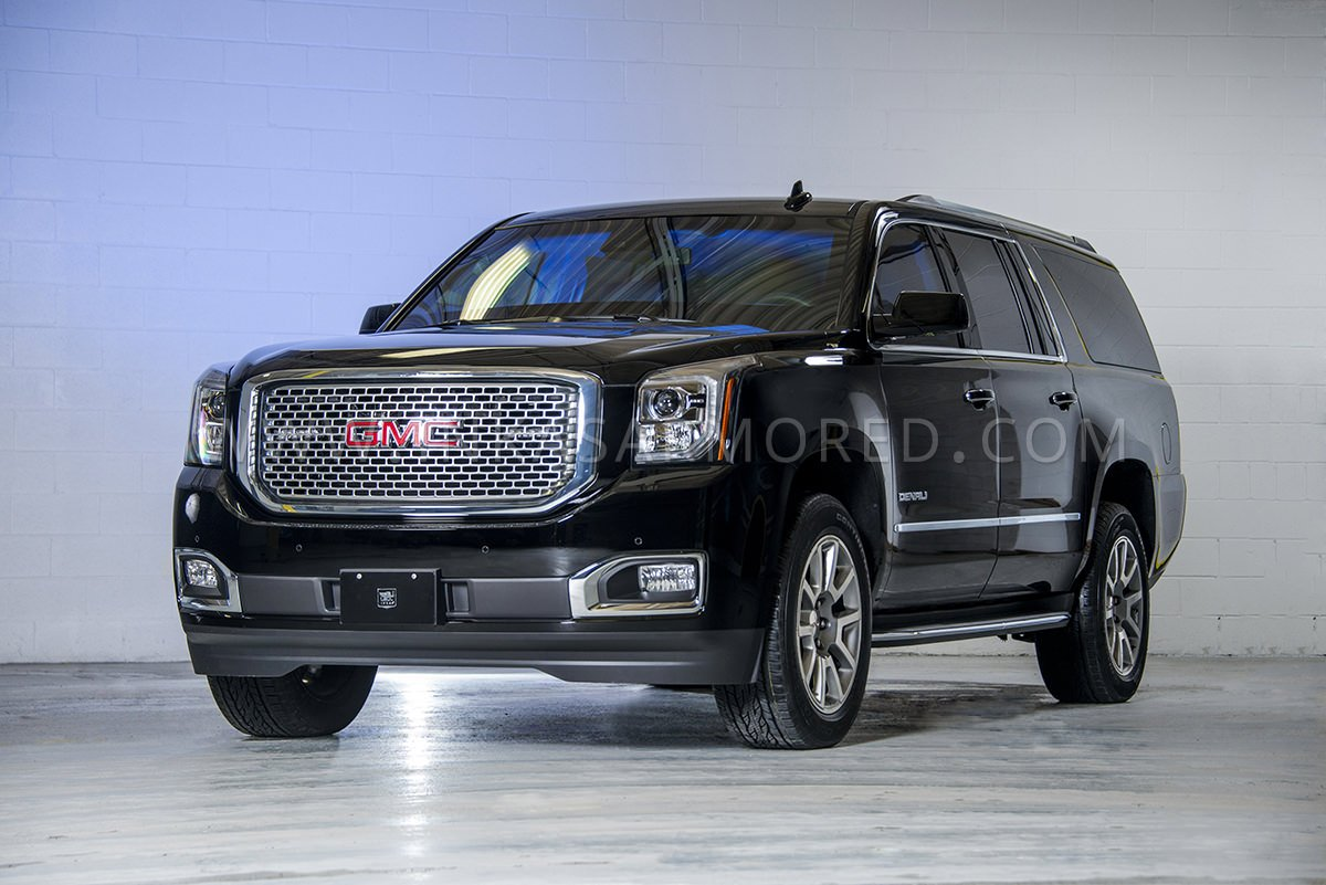 Armored Gmc Yukon Denali For Sale Inkas Armored Vehicles