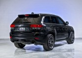 Armored Jeep Cherokee SRT8 SUV