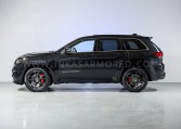 Armored Jeep Grand Cherokee SRT8 Side
