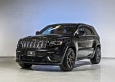 Armored Jeep Grand Cherokee SRT8 SUV