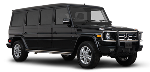Armored Limousine G63