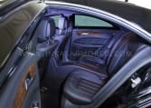Armored Mercedes-Benz CLS Class Interior