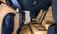 Armored Mercedes-Benz G63 AMG Captain Seats