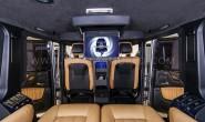 Armored Mercedes-Benz G63 AMG Interior