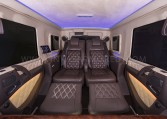 Armored Mercedes-Benz G63 Captain Seats